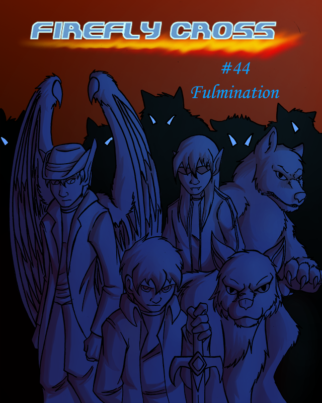 Cover 44: Fulmination