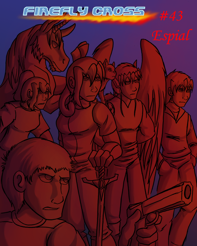 Chapter 43 – Espial