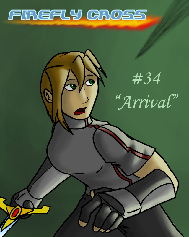 Chapter 34: Arrival