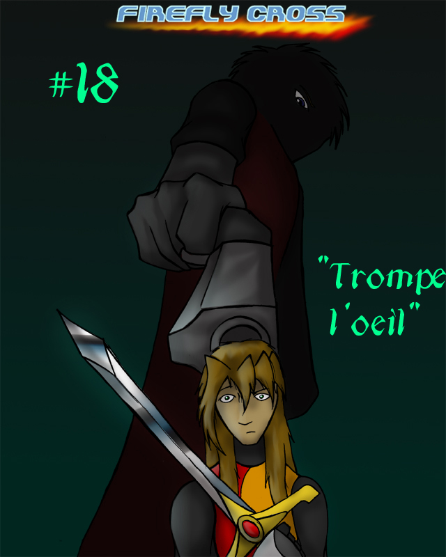 Chapter-18: Trompe l'oeil